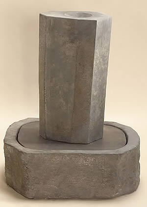 Rock Pillar Fountain Short