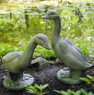 Geese Yard Ornaments