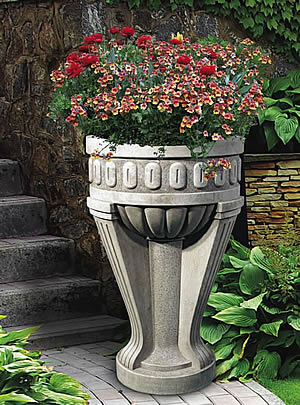 Tall Chalice Planter