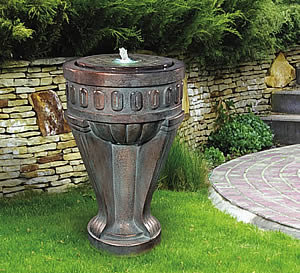 Tall Chalice Fountain