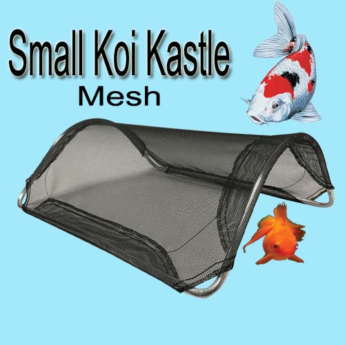 Small Koi Kastle - Mesh