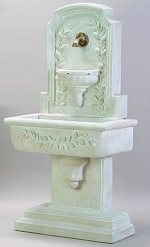 Sorrentine Spout Wall Fountain for Spout