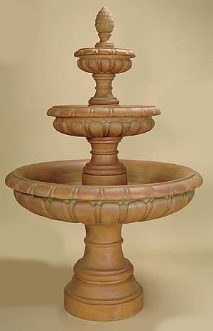 Talenti 3-Tiered Fountain