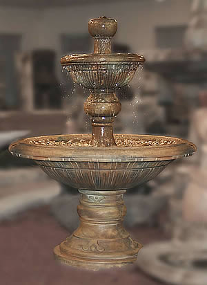 Traviata Tiered Fountain