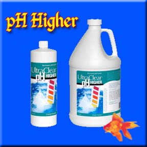 UltraClear pH Higher