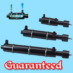 Ponds up to 1800 Gallons - 20 WATT UV Light Clarifier
