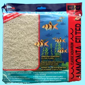 Classic Aquarium Ammonia Filter Pads