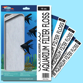 Bulk Classic Aquarium Filter Floss