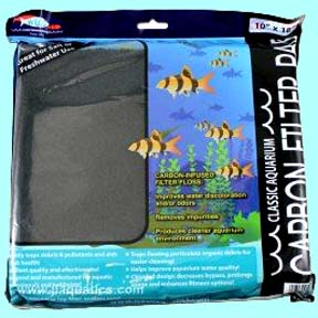 Classic Aquarium Carbon Filter Pads