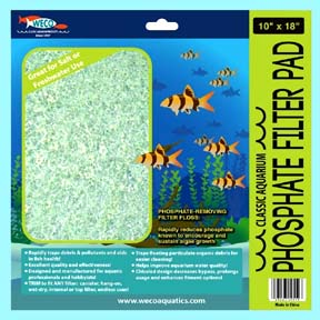 Classic Aquarium Phosphate Filter Pads