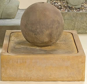 Zen Ball Fountain