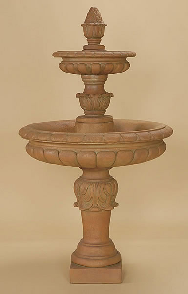 Acanto 2-Tiered Fountain