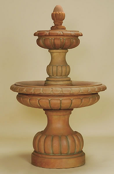 Ambra 2-Tiered Fountain