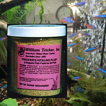 Aquarium Vitaline-Plus Fish Food