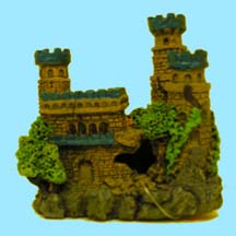 140 Blue Top Castle