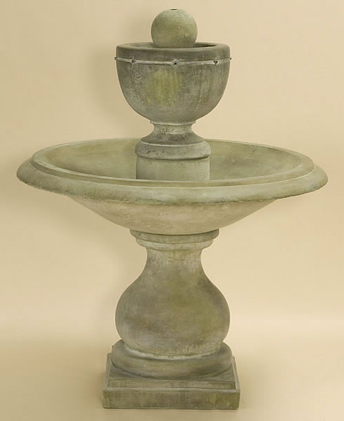 Carrara Urn Fountain. Antico