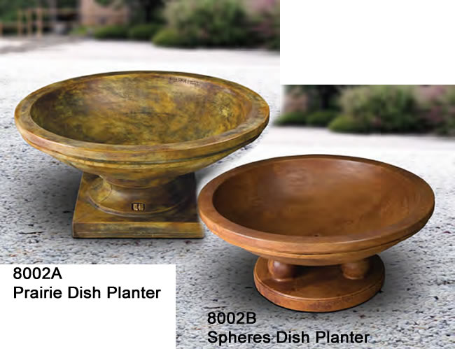 Spheres Dish Planter