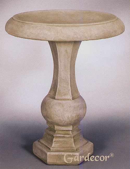 Barrington Birdbath. Elban Oivestone