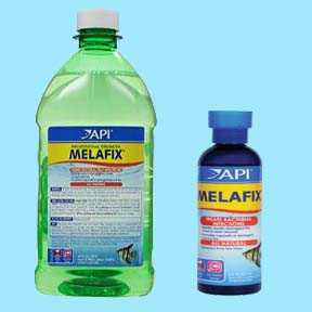 Melafix - Natural Antibacterial Fish Remedy