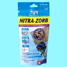 Nitra-Zorb - Removes Ammonia, Nitrite and Nitrate