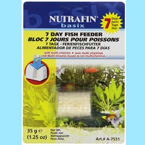 Nutrafin Basix 7 Day Fish Feeder