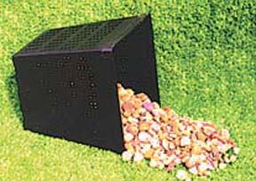 Pea Gravel Cover
