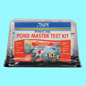 Complete Pond Master Test Kit