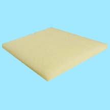 Tan Medium Filter Material - Per Foot
