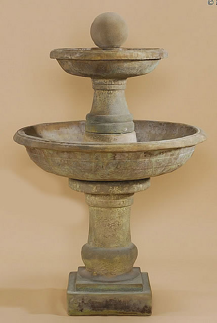 Tosca 2-Tiered Fountain