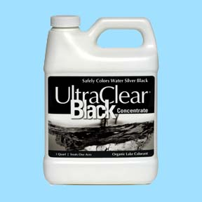 Ultra Clear Black - 1 Quart
