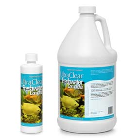 Ultra Clear Freshwater Complete for Aquariums - 12 oz