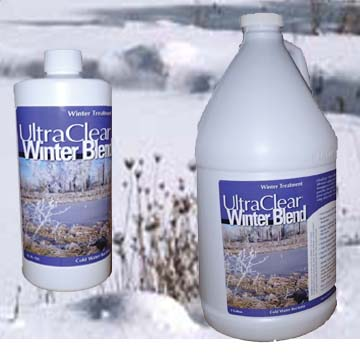 Ultra Clear Winter Blend - Winter Water Quality